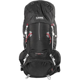 CAMPZ Mountain Pro 42+10l Backpack black